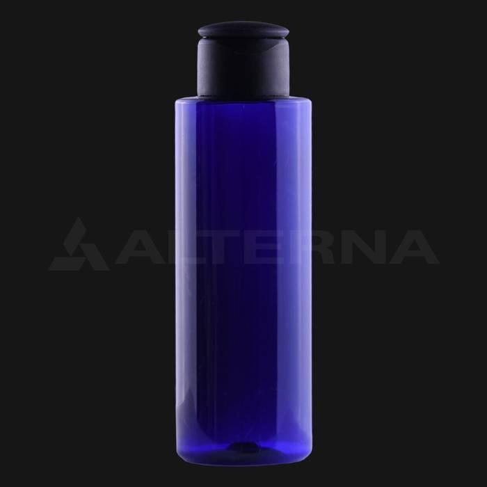 125 ml PET Bottle with 24 mm Flip Top Cap