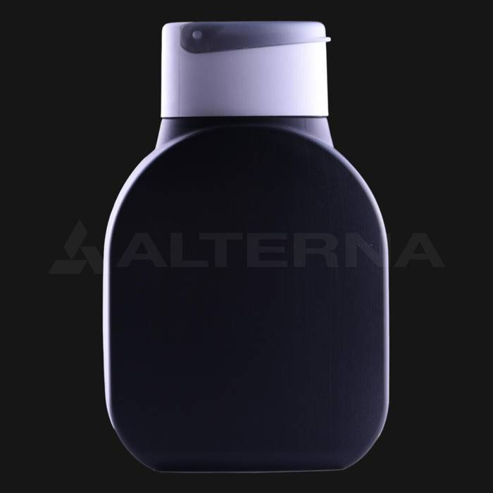 250 ml HDPE Shampoo Bottle with Cap