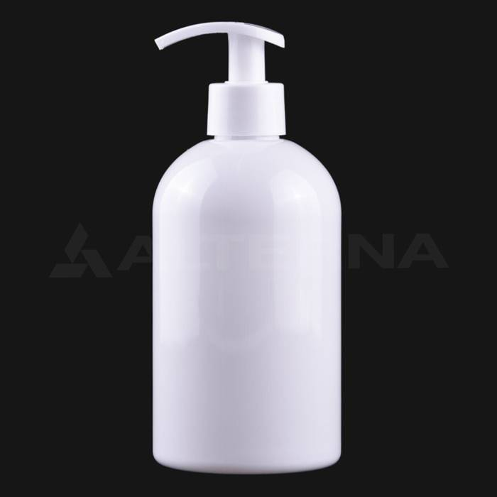 500 ml PET Bottle with 28 mm Pump Dispenser