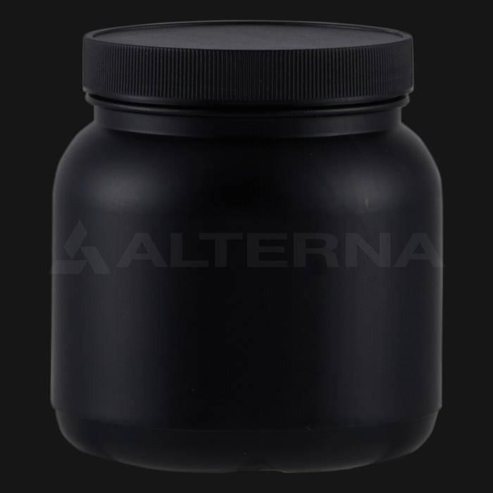 1000 ml HDPE Jar for Protein Powder