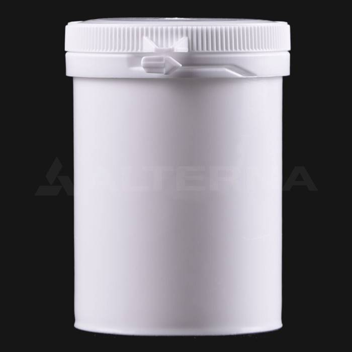 200 ml HDPE Jar with Secure Cap